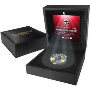 St Kilda Brownlow Medal Display