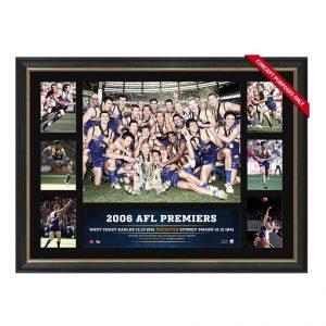 West Coast 2006 Premiers Tribute Print