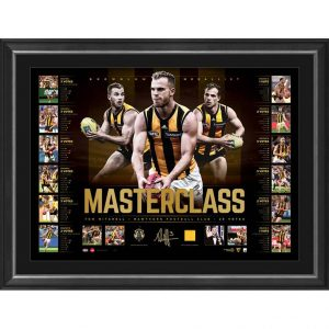 Tom Mitchell Signed 'Masterclass'