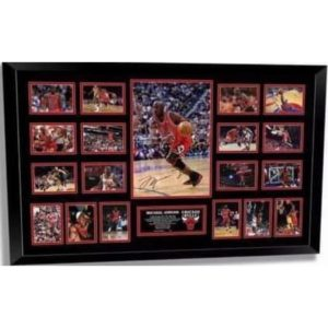 Michael Jordan Limited Edition Collage