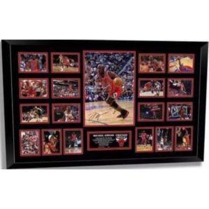 Michael Jordan Limited Edition Collage
