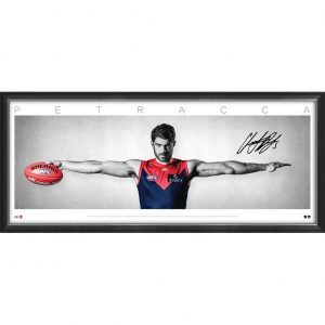 Christian Petracca Signed Wings