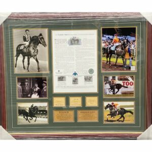 Tulloch & Kingston Town Signed Collage