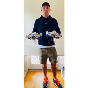 Joel Selwood Signed 2021 Match Worn Boots